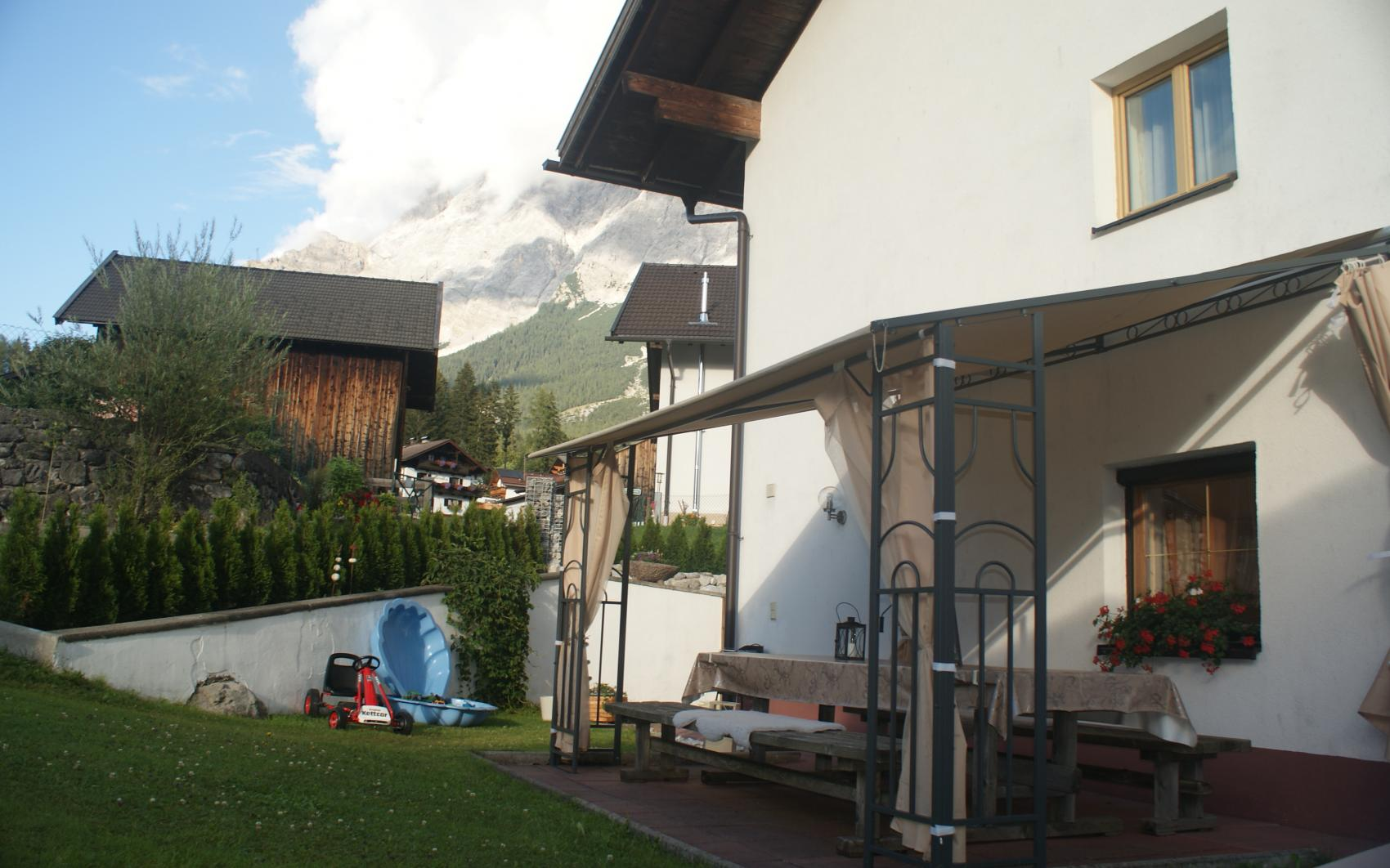 Appartement mit Flair in 6632 Ehrwald